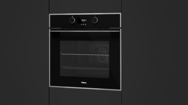 Multifunction oven in 60 cm