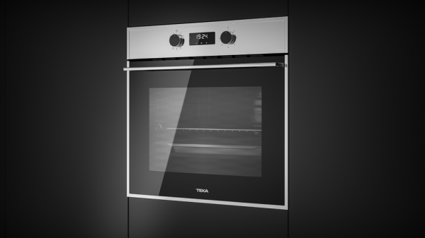 Multifunction SurroundTemp oven with HydroClean system in 60 cm