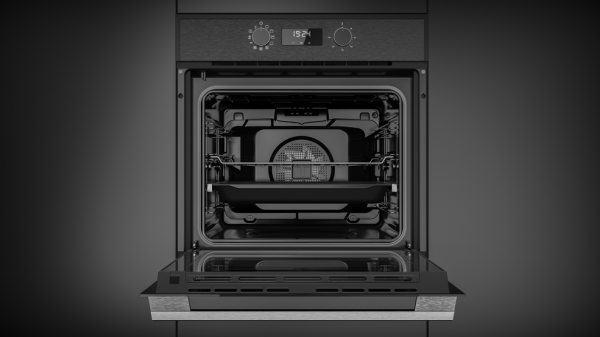 SurroundTemp Multifunction A+ oven with HydrocleanPRO in 60 cm