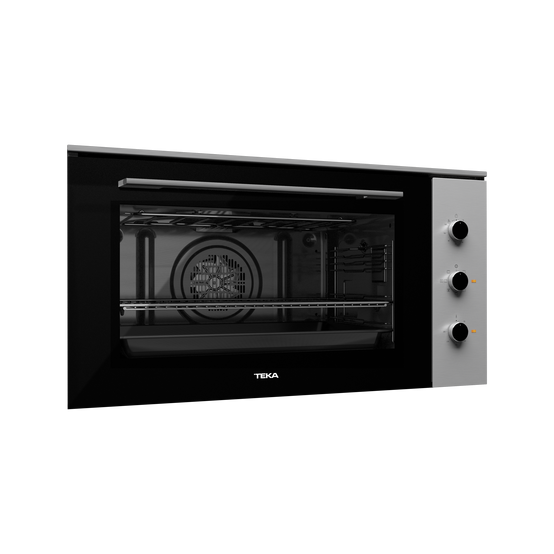 Multifunction SurroundTemp oven with cleaning system HydroClean in 90 cm